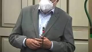 Manolo Marrero reclama al Presidente canario la construcción del hospital del sur de Tenerife
