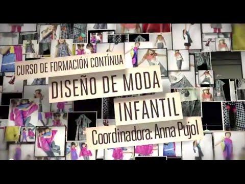 postgrado en diseño de moda infantil - ied barcelona - youtube