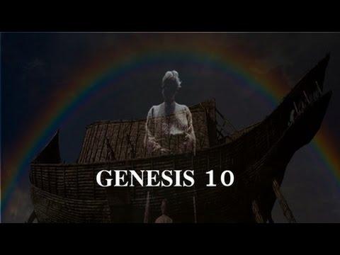 VIDEO BIBLE - GENESIS 10  ~ LTI   - Prophetic Genealogy  ~RevMichelleMann