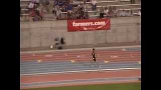 2013 cif state track championships girls 4x400m relay finals bryant