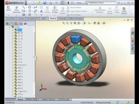 3d Modeling Wallpaper Solidworks Ems User Friendly And Powerful 3d Electromagnetic