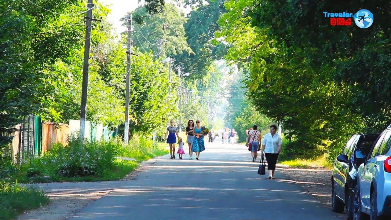 VILLAGE IN UKRAINE