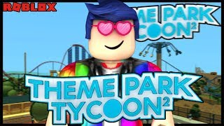 🔥TWORZYMY YOUR OWN AMUSEMENT PARK with XARII #2 l ROBLOX THEME TYCOON PARK🔥