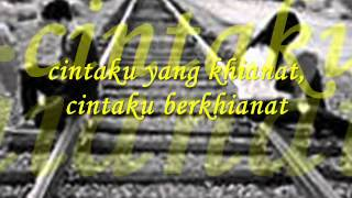 Butiran Debu - Rumor ( with lyrics )