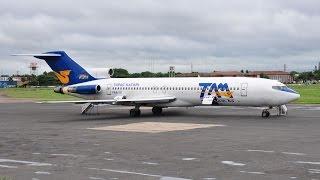 TAM Bolivia 727-224/Adv - Flight from Cochabamba J Wilsterman (CBB) to La Paz El Alto Int