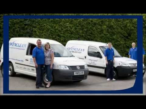 Ovenclean Franchise opportunity for professional oven cleaning services