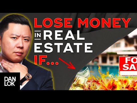 How You Will LOSE Money In Real Estate