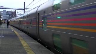 2010年12月19日撮影。 動画撮影地:東北本線 尾久駅 牽引機:A3仕業 EF5...