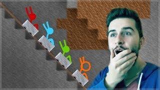 REACTING TO AMAZING ANIMATION Vs MINECRAFT!! - Redstone Vs Roller Coaster Minecraft Animations