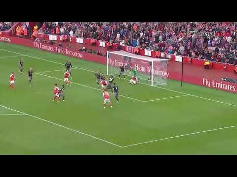 Magoli bora ya Arsenal 2018 /2019