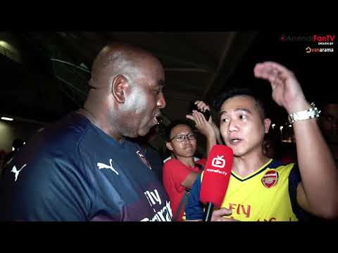 Arsenal 1-1 Atletico Madrid (1-3 Pens) | Singapore Fans Give Their Verdict On Unai  Emery