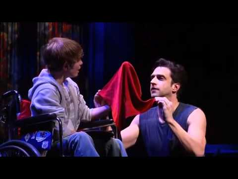 2012 Tony Nominees  Best Musical  Leap Of Faith  Montage