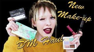 xxl dm haul makeup essence nyx beauty