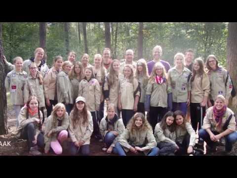 Zomerkamp 2014, Bergen (Gidsen Scouting Schijndel)