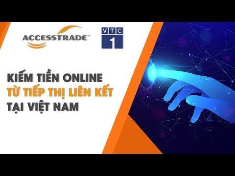 Kiếm tiền online từ tiếp thị liên kết tại Việt Nam | VTC1