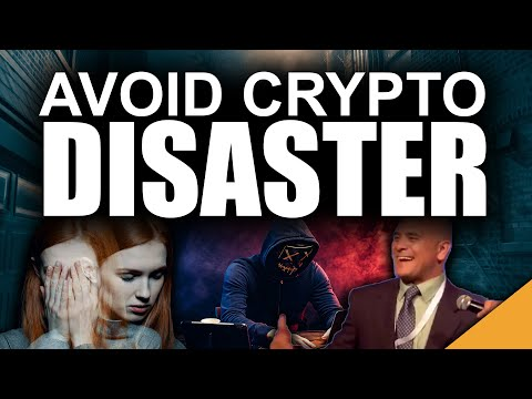 5 Most Common Crypto MISTAKES (Avoid DISASTER)
