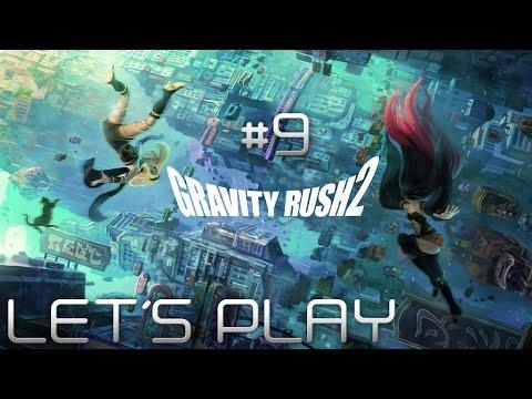 Gravity Rush 2 - Kat Versus Mouette | LET'S PLAY #9 [FR]
