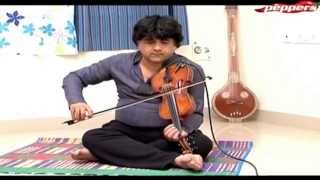 Paa - The Musical Journey - Ganesh of Ganesh-Kumaresh duo, Violin Maestro | The Musical Journey