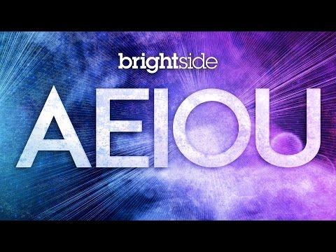 Brightside  AEIOU  Lyric