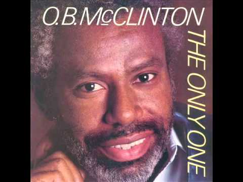 """O.B. McClinton """"The Only One"""""""