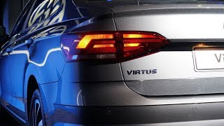 Video Novo Volkswagen Virtus 2018 (Prévia) | Canal Force Drive download MP3, 3GP, MP4, WEBM, AVI, FLV Juli 2018