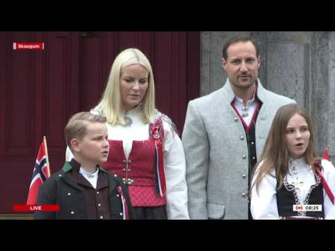 Norwegian National Day 2017 | Skaugum