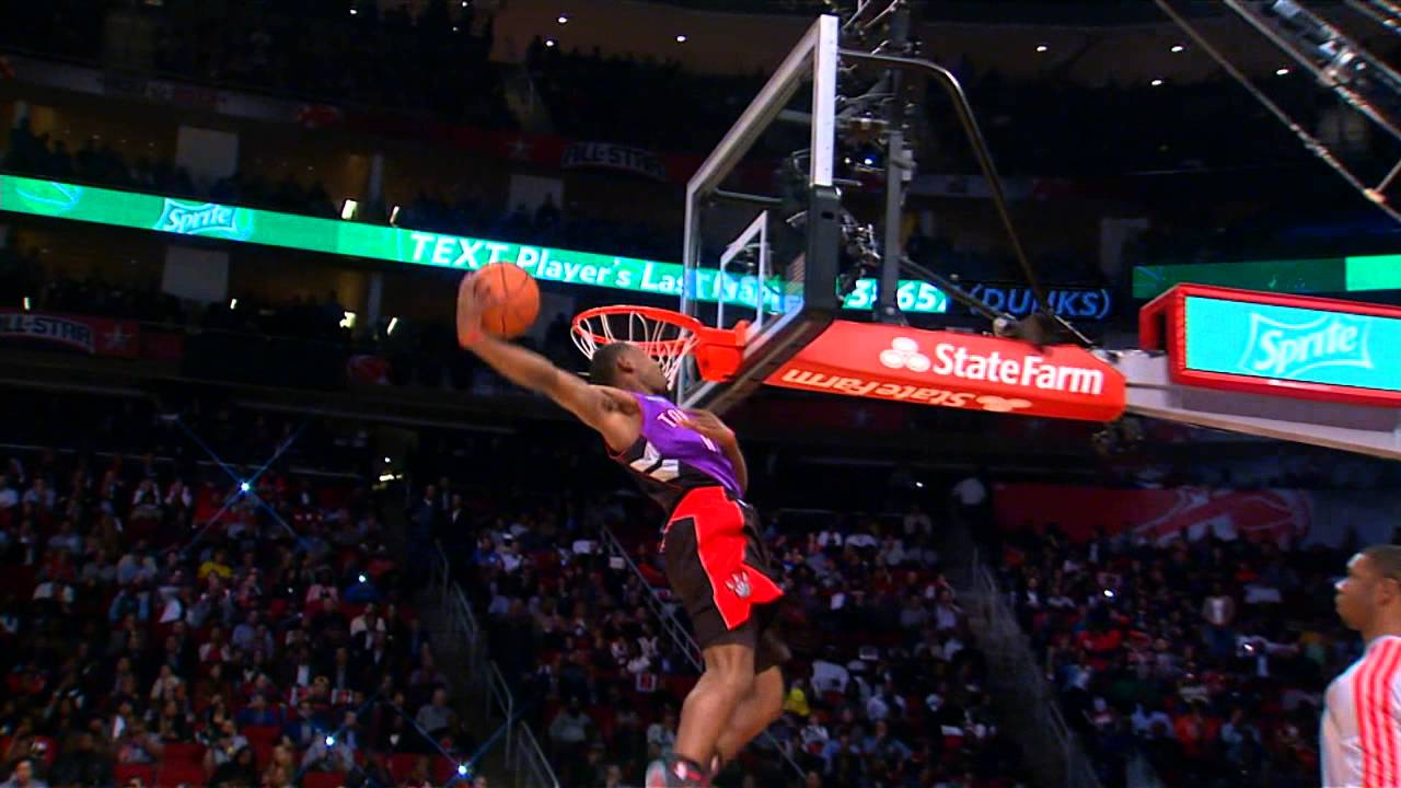 Terrence Ross Wins the 2013 Sprite Slam Dunk Contest - YouTube 33977f1773