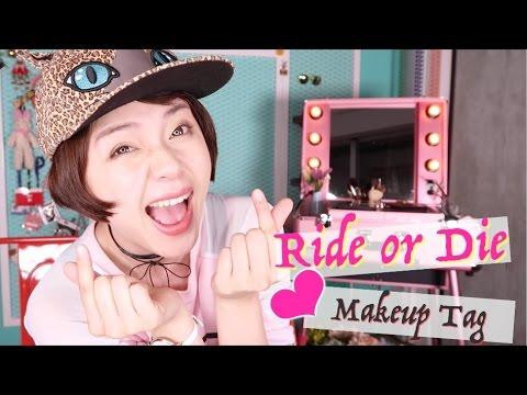 此生不能沒有妳 Ride Or Die Makeup Tag | 沛莉 Peri