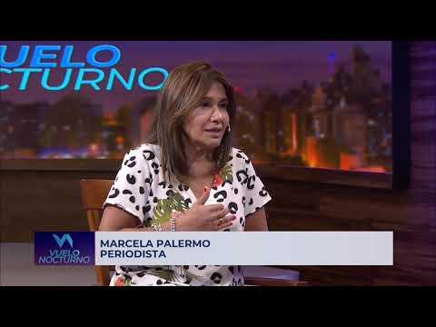 Adelanto Vuelo Nocturno | Marcela Palermo