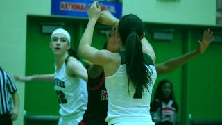 Derby Girls Basketball Highlights - 2019 - Heights