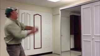 Custom Door And Mirror Closet Doors At The Home Depot