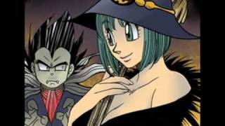 Vegeta & Bulma : Let this party never end !!