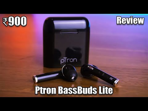 ptron-bass-buds-lite-||-1-week-review-||-hindi-&-english-||-indian-review-||