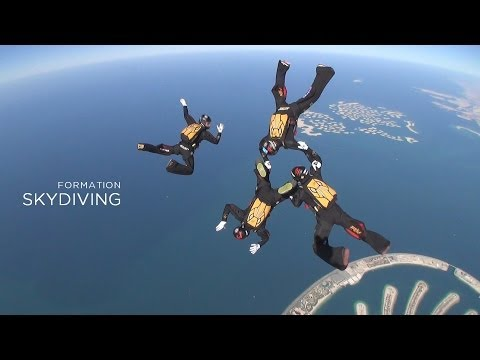DIPC 4 DAY 4: FORMATION SKYDIVING