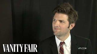 Adam Scott Talks to Vanity Fair's Krista Smith About the Movie