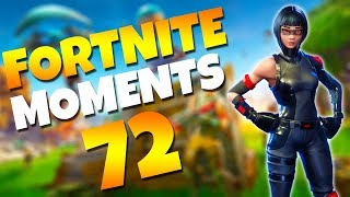 ONE IN A MILLION HAIR GLITCH!! (HE WAS BALD) | Fortnite Daily Funny and WTF Moments Ep. 72