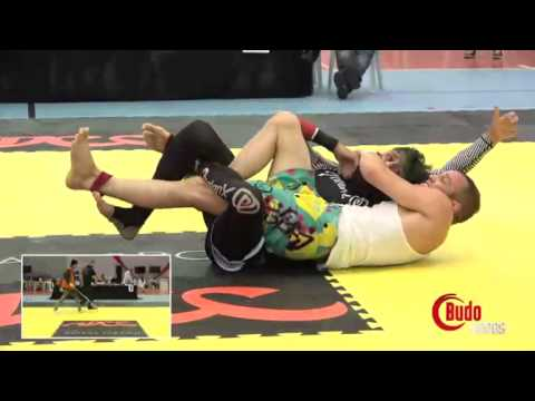 Jeff Glover vs Geo Martinez ADCC 2015