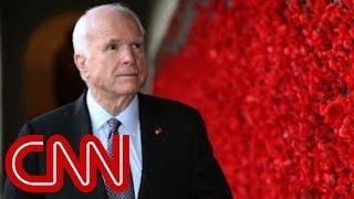 John McCain, senator and former presidential candidate, dies at 81