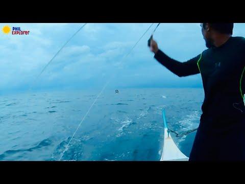 "AMAZING ""PAPALTOK"" FISHING AT MINDORO PROVINCE, CATCHING LOT'S OF TUNA, TRADITIONAL FISHING !!"