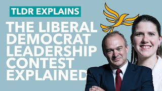 The Lib Dem Leadership Election Explained - TLDR News