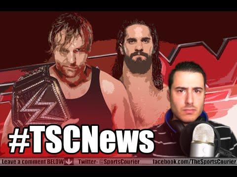 WWE RAW 7/18/16 Recap: Dean Ambrose vs. Seth Rollins