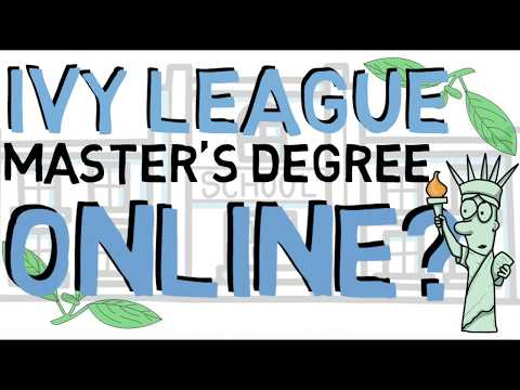 Ivy League Degree Online!? – You need to hear about the Columbia University CVN