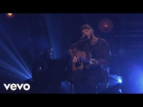 James Arthur - Say You Won't Let Go (Live on the Tonight Show)