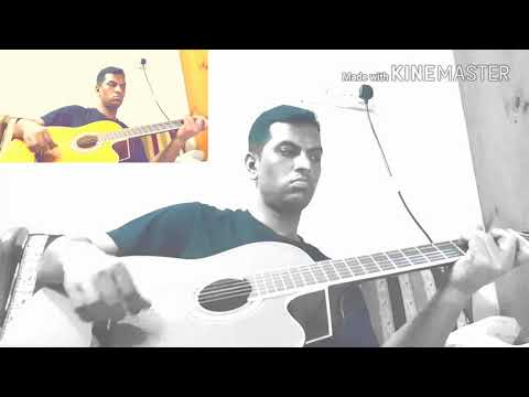 Knock knock knocking on heavens door/acoustic cover/ by shahed
