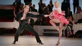 Riccardo Cocchi - Yulia Zagoruychenko | Disney 2016 - Showdance Samba (Original)