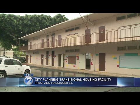 Officials outline plan for transitional housing facility in Makiki
