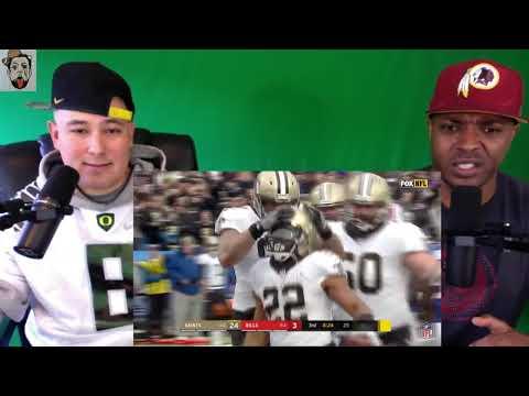Saints vs Bills | Reaction | NFL Week 10 Game Highlights