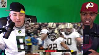 Saints vs Bills | Reaction | NFL Week 10 Game Highlights