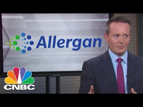 Allergan CEO: Emerging Customers | Mad Money | CNBC