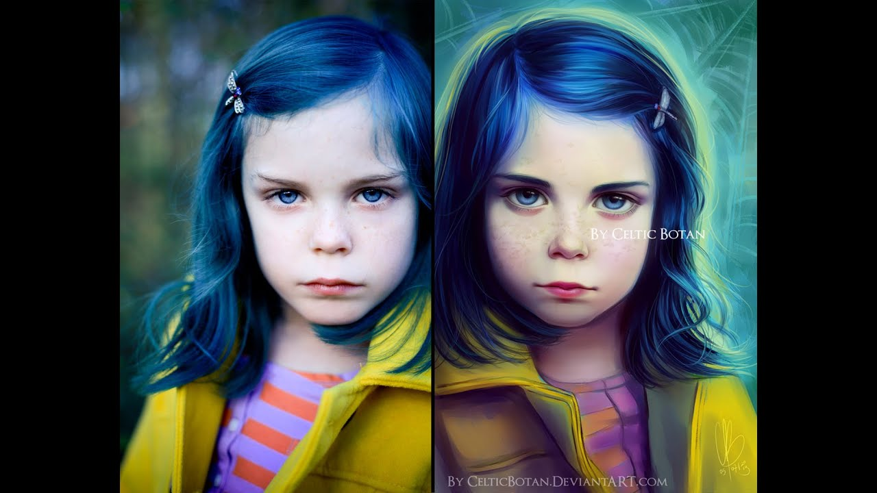 alice vs coraline In the 2010 film alice in wonderland, directed by tim burton, jack's face can   jack also appears in the movie coraline in the scene where the.